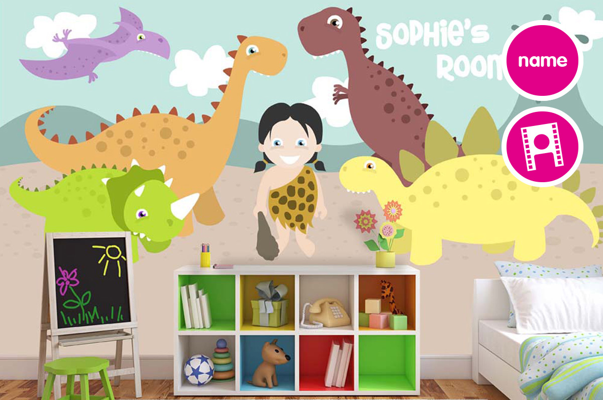 Awesome Playroom Murals from the team at Wall Nuts